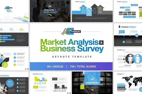 Business Survey Keynote Template