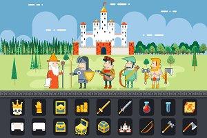 Adventurer Characters RPG