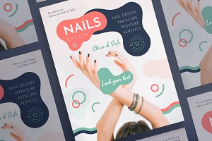 Posters | Nail Design Salon