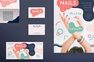 Print Pack | Nail Design Salon