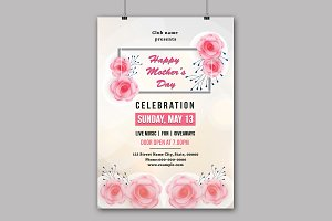 Mother's Day Flyer - V792