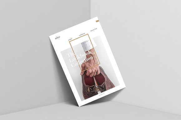 ADEE - Postcard Flyers in Card Templates - product preview 3
