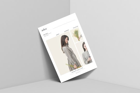 ADEE - Postcard Flyers in Card Templates - product preview 4