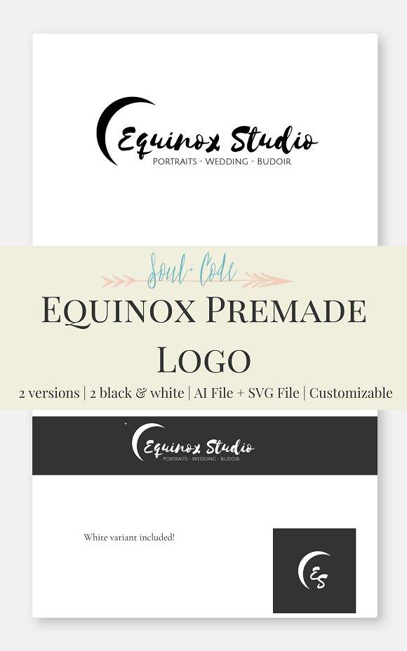 Equinox Premade Logo