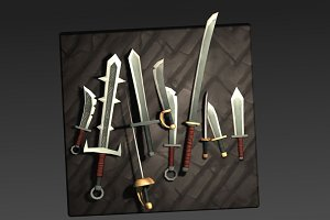 Simple Swords