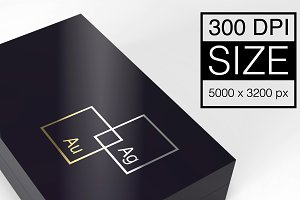 Luxury Box Mockup