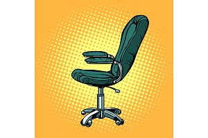 Office chair, furniture for work and business