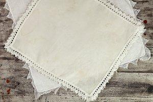 Vintage kerchiefs