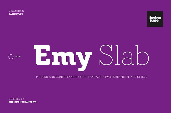 Emy Slab Intro Offer 75% Off
