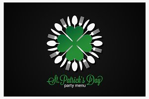 Patrick day food menu
