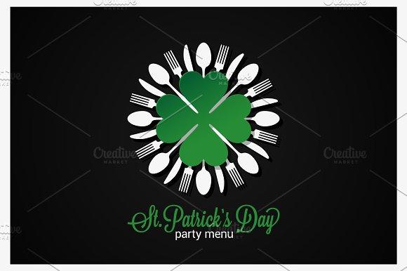 Patrick Day Food Menu