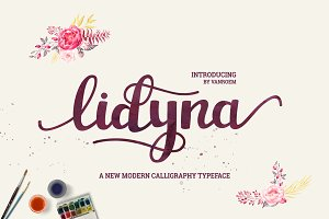 Lidyna Script