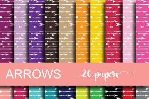 Arrows Digital Paper