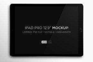 "iPad Pro 12,9"" Mockup"