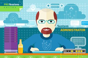 System Administrator in Data Centre