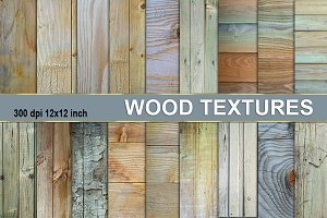 20 Painted Wood texture backgrounds