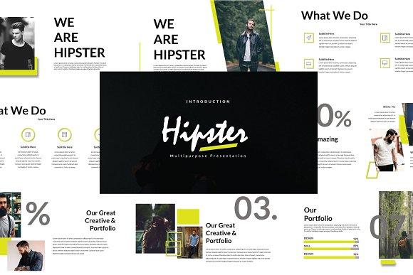 Hipster Keynote