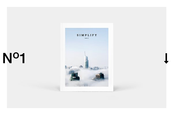 Magazine Templates - Simplify Magazine