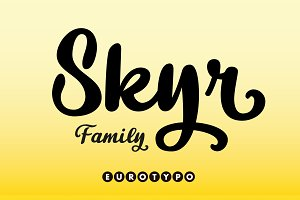 Skyr Pro Family