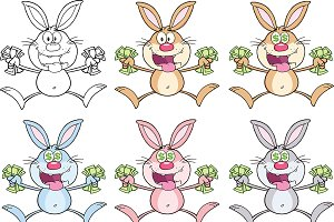 Easter Rabbit Collection - 13