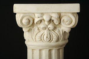 Ancient Replica Column Pillar
