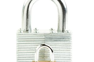 Large and Small Security Locks