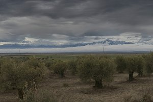 Panoramic Sierra Gredos