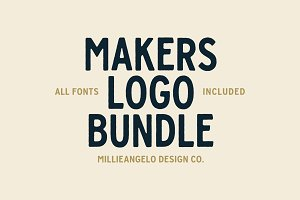 Makers Logo Bundle