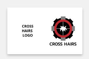 Cross Hairs Logo