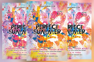 Perfect Summer Flyer