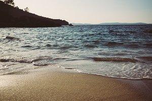 shore beach