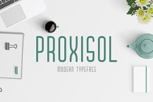Proxisol Typeface