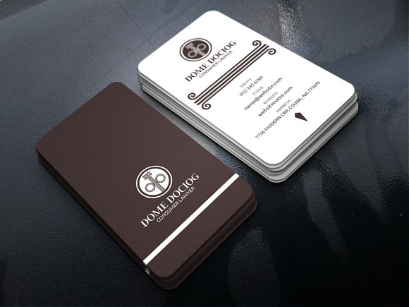 Lawyer Business Card Business Card Templates Creative Market