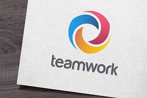 Team Work Logo