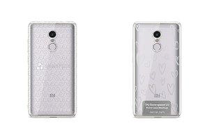 Redmi Note 4 TPU Electroplated Case