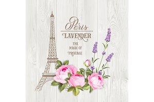 Paris memory card.