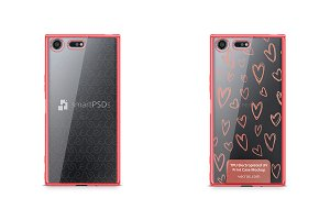 Xperia XZ Premium TPU Electroplated
