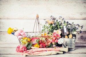 Summer gardening set