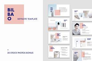 Bilbao - Keynote Template + Bonus