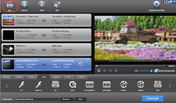 Total Video Converter Pro for Mac/PC