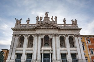 San Giovanni Cathedral in Rome