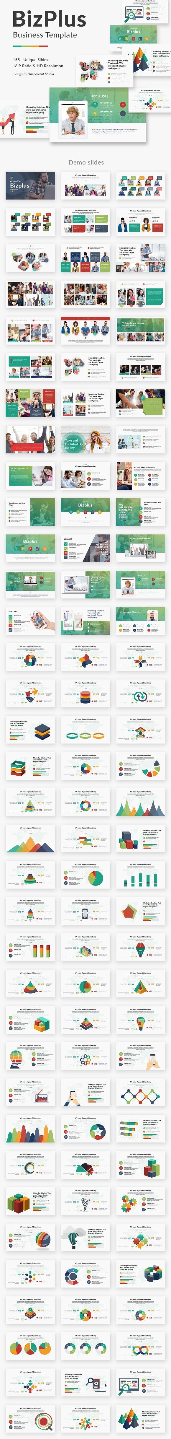 BizPlus Multipurpose Powerpoint