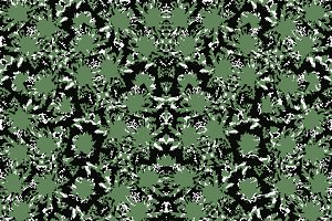 Dark Intricate Camouflage Pattern