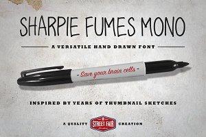 Sharpie Fumes Mono