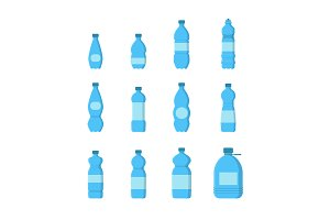 Plastic  Bottles for Water