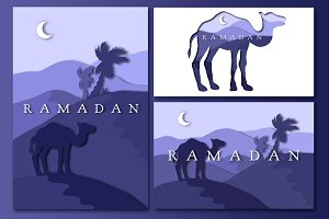 3 Ramadan Greetings