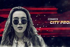 Comics Opener