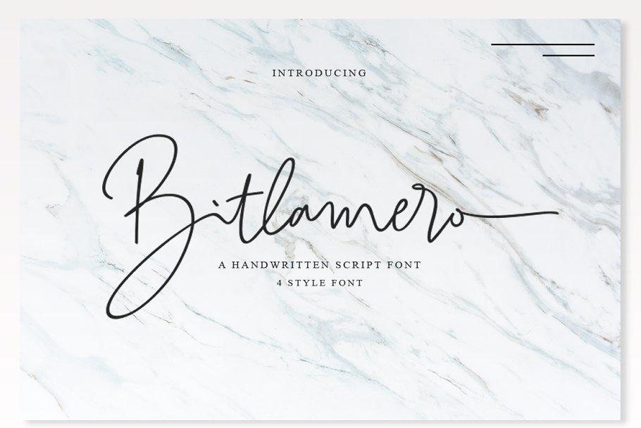SPECIAL PRICE | Bitlamero Script
