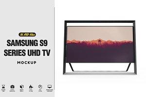"Samsung S9 Series UHD 85""TV"