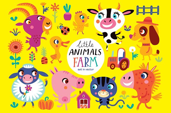 Little Animals FARM